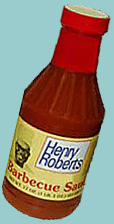 Henry Roberts' Barbecue Sauce